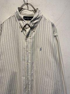"""""""Ralph Lauren"""" L/S Stripe Shirt"""
