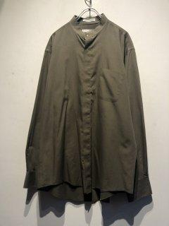 OLD L/S Collarless Shirt