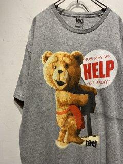 """""""TED"""" Print Tee Movie Tee"""