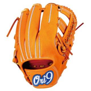 定番品 ORI9 Ori9×MURAMASA  クーニンズ 硬式グローブ 内野手 Ori9-004