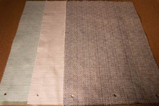 【生地】壁紙のようなざっくりとしたナチュラルな雰囲気の布地 日本製 42×30cm 全3色 ランチョンマット、ティーマットに