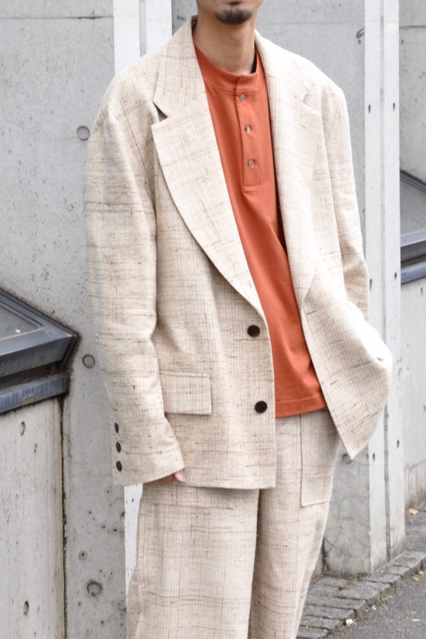 Edwina Hoerl / TAILORED JACKET / NIETZSCHE