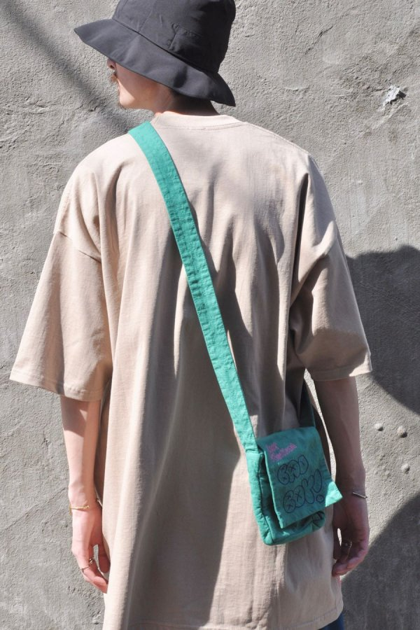 Bernhard Willhelm / BAG / GREEN