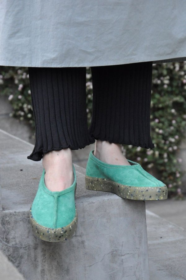 REALITY STUDIO / MING SLIP ON / EMERALD