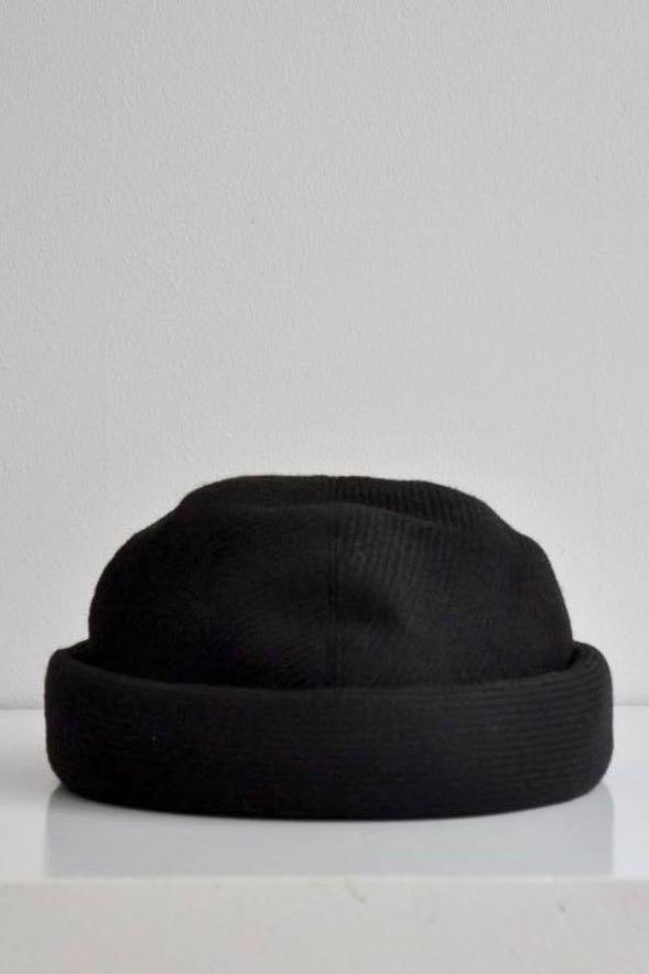 Nine tailor / Seem Cap / BLACK