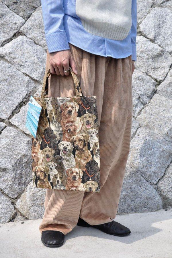BLESS / Dog Bag Big / material mix Colour mix