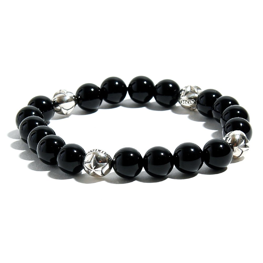 STAR BALL BRACELET BK