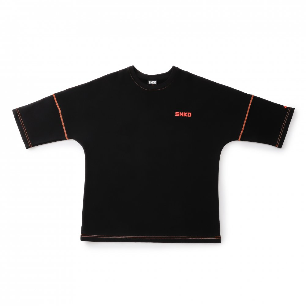 SWEAT T-SHIRT 20 / BK