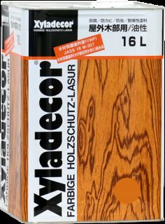 キシラデコール【16L】(#111)ウォルナット