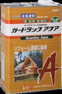 ガードラック アクア【3.5Kg】A-3 チーク