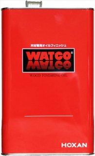 ワトコオイル【3.6L】W-01 ナチュラル(クリア)