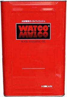 ワトコオイル【16L】W-01 ナチュラル(クリア)