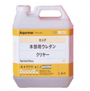 アクレックス 木部用ウレタン 【3.5Kg】   クリヤー(ツヤ有り)