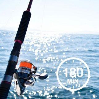 牡蠣筏の体験コース(28Feet)