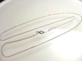 ◆高品質Silver925パーツ◆ペンダントトップの相方!◆喜平チェーン◆チェーン長さ45cm 幅約1.2mm 金具最大幅約3.2mm◆CHN018◆