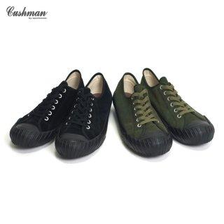Cushman クッシュマン 29213S ローカット スエードスニーカー WW2 Low-Cut Suede Sneaker