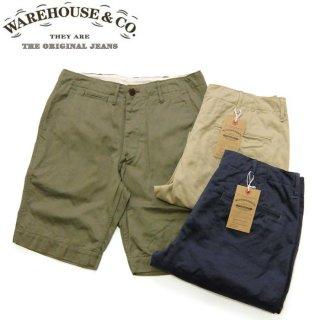 ウエアハウス WARE HOUSE[1204]ウエポン チノショーツ CHINO SHORTS