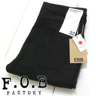 FOBファクトリー [F1140] リラックスデニムパンツ RELAX DENIM 5P PANTS
