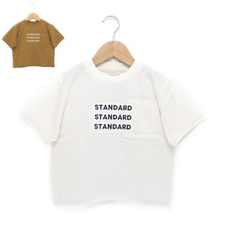 <img class='new_mark_img1' src='https://img.shop-pro.jp/img/new/icons20.gif' style='border:none;display:inline;margin:0px;padding:0px;width:auto;' />[30%OFF]STANDARD TEE(85〜145cm)