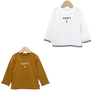 <img class='new_mark_img1' src='https://img.shop-pro.jp/img/new/icons2.gif' style='border:none;display:inline;margin:0px;padding:0px;width:auto;' />CLEAR COTTON HAPPY & L/S T(165〜175cm)