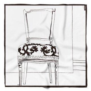 Room to Room 白い椅子