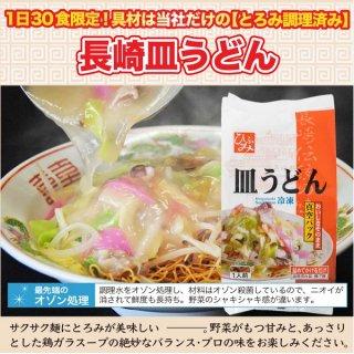 【一日限定30個】長崎名産 冷凍皿うどん