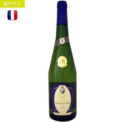 2018年ミュスカデ・セーヴル・エ・メ‐ヌ・シュール・リー フランスロワール地方産白ワイン