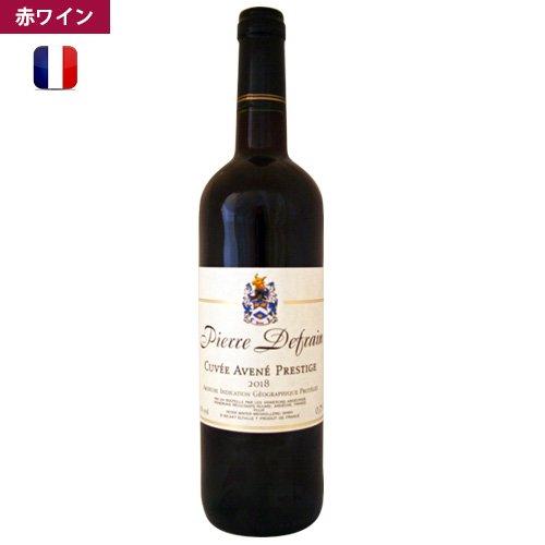 ラルジョンティ・メルロー・カベルネ フランス赤ワイン