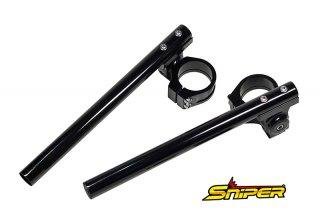 CBR250RR MC51 アルミ製 セパレートハンドル 黒