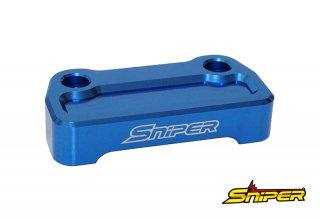 CBR250RR MC51 アルミ製 マスターシリンダーガード 青