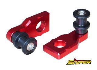 CBR250RR MC51 アルミ製 スタンドフック 赤