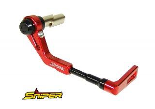 CBR250RR MC51 ブレーキ レバーガード 赤