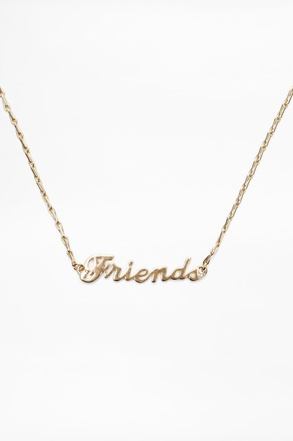 FRIENDS COLLIER ネックレス