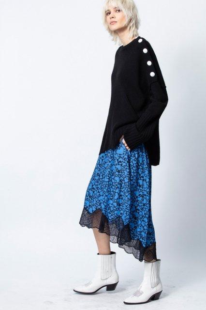 JOSLIN PRINT COEUR スカート