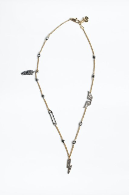 MIX N MATCH NECKLACE ネックレス