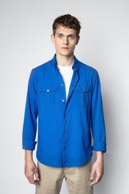 THIBAUT VOILE SHIRT シャツ