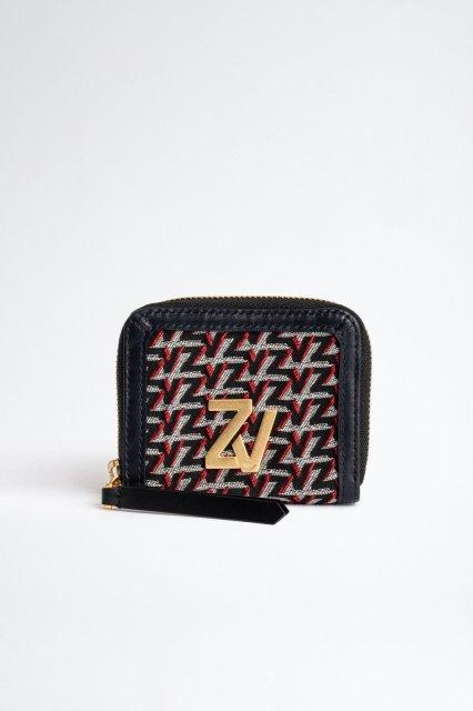 ZV INITIALE LE COMPACT MONOGRAM 財布