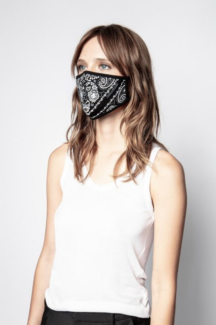 KIT BANDANA マスク 2枚 セット