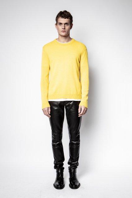 LIAM LC SWEATER ROUND NECK セーター