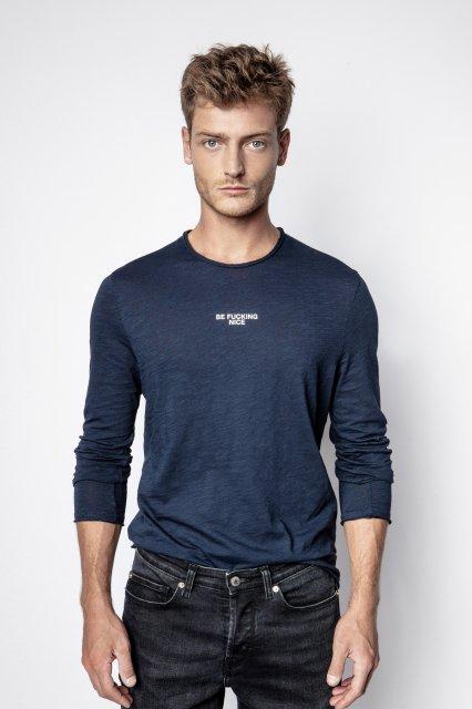 TOKI CF BFN ML PRINT WORD FRONT Tシャツ
