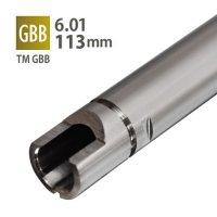 【メール便可】6.01インナーバレル 113mm / 東京マルイ HI-CAPA5.1