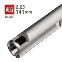 【メール便可】6.05インナーバレル 141mm /東京マルイ MP5PDW,G&G ARP9/556 LONG, PDI Patriot4