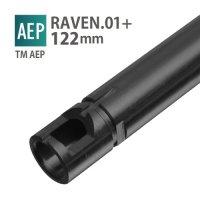 【メール便可】RAVEN 6.01+インナーバレル 122mm / 東京マルイ M93R(AEP)(RAVEN 01+ INNER BARREL 122mm / TM M93R(AEP))