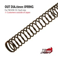 VSR Spring / Outer Dia 13mm【★Not purchasable in japan★】(※日本購入不可)