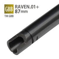 【メール便可】RAVEN 6.01+インナーバレル 87mm / 東京マルイ GLOCK19(RAVEN 01+ INNER BARREL 87mm / TM GLOCK19)