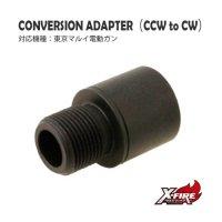 【メール便可】ネジ変換アダプター / 東京マルイ 電動ガン(Conversion Adapter / TM AEG)