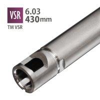 6.03インナーバレル 430mm / 東京マルイ VSR-10 Pro-sniper