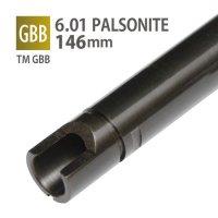 【メール便可】6.01 パルソナイトインナーバレル 146mm / 東京マルイ MP7A1(GBB)(01 PALSONITE INNER BARREL / TM MP7A1(GBB))