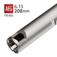 【メール便可】6.15インナーバレル 208mm / 東京マルイ G3-SAS(15 INNER BARREL 208mm / TM G3-SAS)