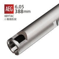 【メール便可】6.05インナーバレル 388mm / KRYTAC TRIDENT WARSPORT(05 Inner Barrel 388mm / KRYTAC TRIDENT WARSPORT)